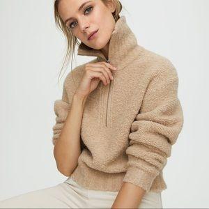Aritzia Wilfred Free Gwyneth Sweater